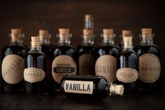 Homemade Vanilla Extract - Better & Cheaper Than Store-Bought (FAK Friday) - Will Cook For Friends