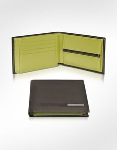 Bric's  Pininfarina - Leather Card Holder Billfold Wallet