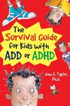 Hey David, I found this great book on ADHD and ADD. We can read it together and talk about what you found to be true or untrue in the book and what you found to be helpful or unhelpful.