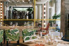 Restaurante Perrachica | perfecto para pasarte horas tomando vino con las amigas.