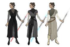 Rey of jakku, costume ideas