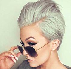 populer kurze Haarfarbe