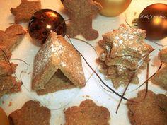 Gourmandises au parfum de Madagascar: Biscuit de Noël au coco sans gluten, sans oeuf et ...
