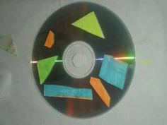 RECICLAR UN CD. Taller de Seguridad vial ambtwo