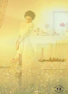 Double Exposition, Most Beautiful Images, Feelings, Wedding Dresses, Au Natural, Whisper, Yellow, Fashion, Beauty