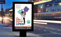 Voici la communication des journées « HAPPY-UPEC », le forum de rentrée de l'Université Paris-Est Créteil (UPEC). Ce forum est un véritable moment festif, avec des concerts, des spectacles, des ateliers… Il a pour objectif de présenter l'Université aux nouveaux étudiants.  http://www.grapheine.com/divers/manifeste-ton-bonheur