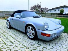 Property Real Estate, Porsche 964, Super Sport Cars, Car Brands, Used Cars, Classic Cars, News, Porsche 911, Vintage Classic Cars