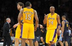 """""""Five championships. It's not very difficult to win games."""" Now, Kobe has to prove it against the OKC Thunder."""