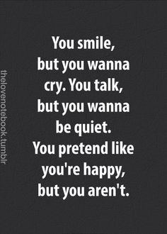 12 Best Fake Smile Images Feelings Thinking About You Words