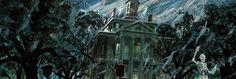 Disneyland Resort, Haunted Mansion