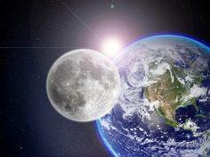 Tilaa, Planet, Maan, Kiertorata