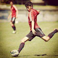 Espericueta en acción  #seleccionmexicana #mexico #futbol #soccer #sports