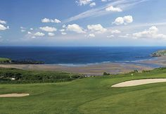 Bigbury Golf Club Business Travel, Devon, Golf Clubs, Golf Courses, Coastal, English, Holiday, Vacation, Holidays