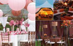 Hawaiian wedding receptions