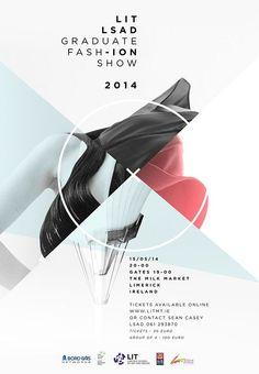 LIT LSAD Fashion Graduate Show 2014 by Sinéad Foley