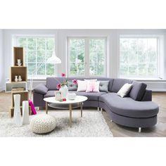 Function® er IDEmøblers eget danskproducerede sofakoncept, som er kendetegnet ved et stort udvalg af individuelle løsninger. Med 22 forskellige moduler, 5 forskellige armlæn og mere end 80 forskellige stof- og læderdessins er der ingen grænser for, hvordan din Function® sofa kan opbygges. Se mere på www.ide.dk/function, hvor du også kan designe din helt egen sofa ved hjælp af Function tegneprogrammet. Farve: Lysgrå. Betræk: 65% bomuld og 35% hør. Polstring: Koldskum. Stel: Krom ben. ...