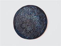 runde Keramik Platte runde Wand Fliese Untersetzer von ceralonata