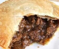 Recipe Steak and Mushroom Pie - Recipe of category Main dishes - meat
