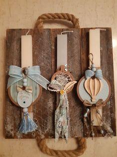 Candle Sconces, Decoupage, Wall Lights, Easter, Candles, Diy, Ideas, Decor, Appliques