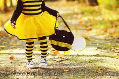 dressed as a bumble bee, posted via sarahemm.tumblr.com