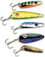 Spoons For Walleyes
