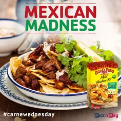 Saddle up and go Mexican-style with Old El Paso South Africa and a chunky steak chilli con carne. #dailydish #picknpay #freshliving