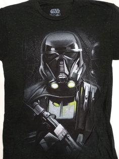 T STAR WARS Death Trooper Stare T-Shirt Homme