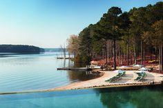 The South's Best Girlfriend Getaways: The Ritz-Carlton Reynolds, Lake Oconee