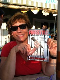 Freestyle For Life. The First Ever Urban Latino Novel based on the Freestyle genre!