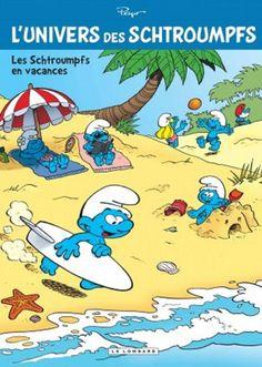 Comme les humains, les Schtroumpfs ont aussi le droit de goûter aux vacances après avoir travaillé toute l'année. Un album sympathique à lire à la plage, les doigts de pieds en éventail.