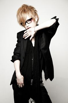Shoya (Bass) DIAURA Visual Kei band member