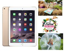 Win Festival in the Forest tickets & an Apple iPad Air 2 sweepstakes