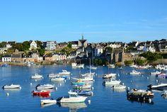 Die Region Bretagne: Bretonische Inseln, Fischerdörfer, die Pointe du Raz, der Hafen von Brest und viele andere touristische Highlights erwarten Sie hier mit Bontourism®, geniessen Sie die gesamte Kunst des Reisens.