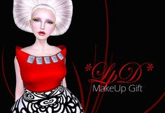 *Watermelon* MakeUp Gift! by . Nevery Lorakeet *LpD* ., via Flickr