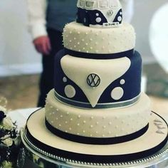 Best wedding cake EVER!!!!!!! Check out our awesome VW Fleece Blankets at Cool VW Stuff! Browse through 100's of officially licensed Volkswagen accessories today at www.coolvwstuff.com If you have a ride you would like us to showcase, send us a direct message or use #coolvwstuff #vdubs bus #vwbus #vw #volkswagens #vwcampervan #vwt1 #volkswagen #t1vwsocial #surf #surfing #vwbug