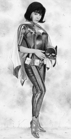 Batgirl Yvonne Craig TV Show by TimGrayson on DeviantArt Batman 1966, Im Batman, Batman Robin, Batman Tv Show, Batman Tv Series, Dc Batgirl, Batwoman, Batgirl Cosplay, James Gordon