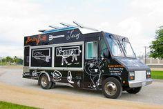 Border Grill truck. Designer unknown.