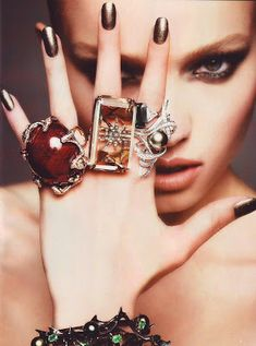 FASHION MOMENT: Rings for Winter and Spring!