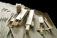 casa negro | model ~ alberto kalach y adriana leon via:icaronycteris