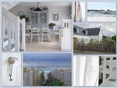 RH-11 | Bretagne Ferienhaus | La Couchette du Patron Normandy, France, Coastal Living, Floor Plans, Windows, Vacation, Architecture, Outdoor Decor, Travel