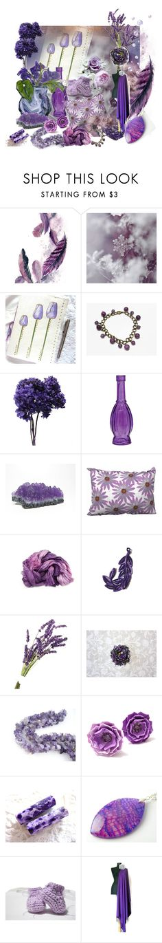"""""""Passion for Purple"""" by andreadawn1 ❤ liked on Polyvore featuring Disney, etsy, etsytreasury and etsyevolution"""