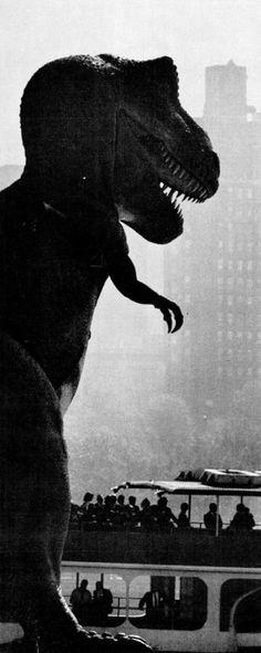 Tyrannosaurus rex, 1963. ❣Julianne McPeters❣ no pin limits