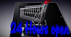 #Shopping right from the #socialnetworks - #ecommerce #onlineshopping