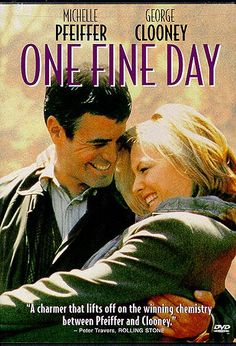 One Fine Day.....a romantic comedy in the vein of those classic Rock Hudson/Doris Day movies
