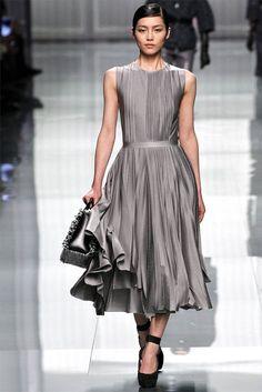 Dior 2012 Paris Fashion Week. J'adore : )