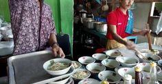 #HeyUnik  Ini Rahasia Mi Ayam Tumini, Sehari Laku 700 Mangkuk #Kuliner #Sosial #Unik #YangUnikEmangAsyik