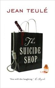 Buy Suicide Shop by Jean Teule from Waterstones today! Click and Collect from your local Waterstones or get FREE UK delivery on orders over Jeans, My Books, Reading, Shopping, Shop Jean, Book Reviews, Budget, Lost, College