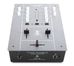 TR-1S Professional 2-Channel DJ Mixer : Featured Items : Thud Rumble