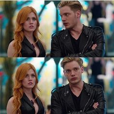 Clace #Jace #Clary #Clace #Shadowhunters