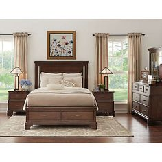 Telluride Collection | Master Bedroom | Bedrooms | Art Van Furniture - the Midwest's #1 Furniture & Mattress Stores